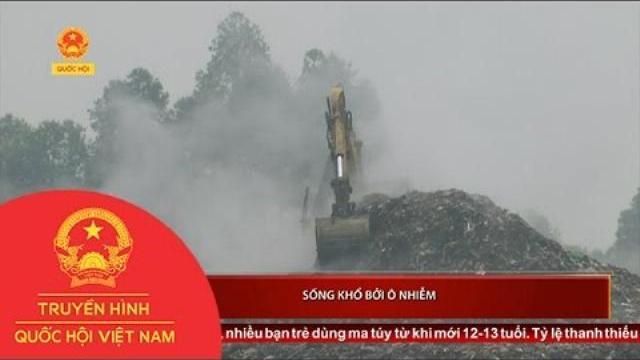 Thời sự - Sống khổ bởi ô nhiễm
