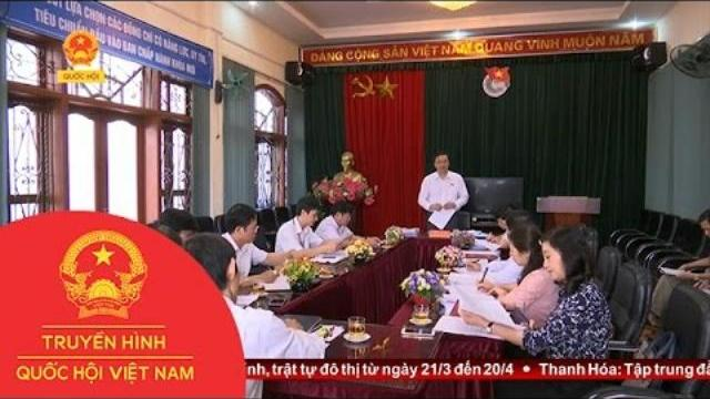 Thời sự - Sơn La: Giám sát về việc thực hiện cải cách tổ chức bộ máy hành chính