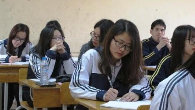 62.000 học sinh HN \