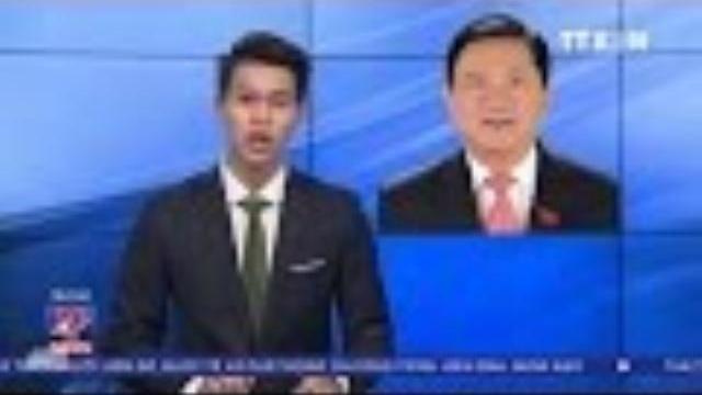 Chính thức kỷ luật Bí thư TP Hồ Chí Minh Đinh La Thăng   Thông cáo Hội nghi Trung ương 5