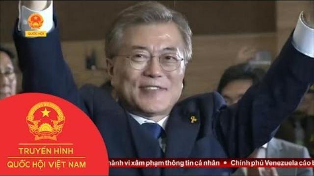 Thời sự - Tân Tổng Thống Hàn Quốc Ưu Tiên Đoàn Kết Dân Tộc, Phát Triển Đất Nước