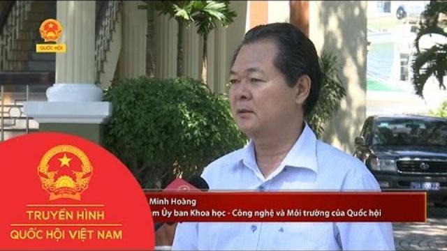 Thời sự - Đoàn công tác của Quốc hội làm việc với tỉnh Khánh Hoà