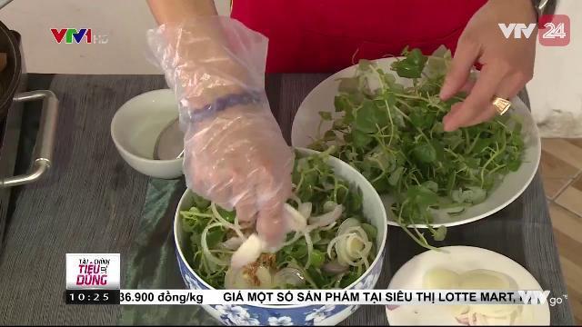 Bò Sốt Rau Càng Cua - Tin Tức VTV24