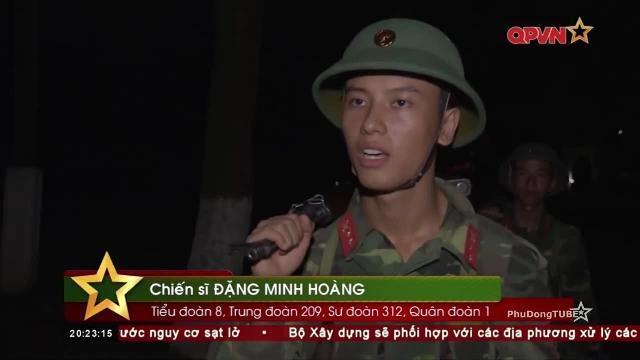 Sự rèn luyện khắc nghiệt của Bộ binh Quân đội Việt Nam