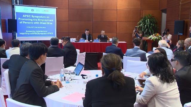 APEC 2017: Thúc đẩy việc làm cho người khuyết tật