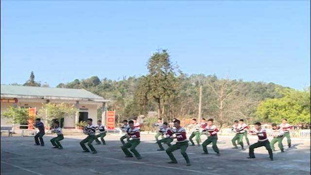 Lai Châu: Đồn biên phòng Dào San với phong trào thi đua quyết thắng