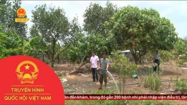 Đắk Lắk: Hỗ trợ vốn bà con vùng sâu có nước sinh hoạt ổn định | Thời Sự | THQHVN |