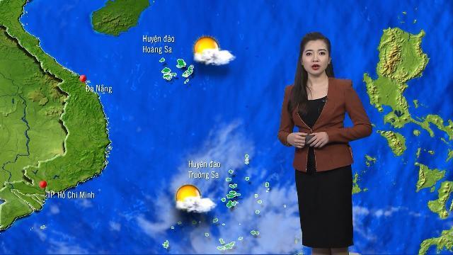 Tin Dự Báo Thời Tiết Hôm Nay (19h55 - 16/3/2017) | Bản Tin Thời Tiết Hôm Nay