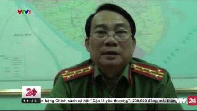 Vụ cướp ngân hàng tại Trà Vinh: | VTV24