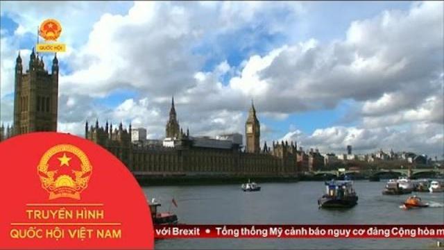 Thời sự - Tấn công khủng bố tại Anh, 4 người thiệt mạng