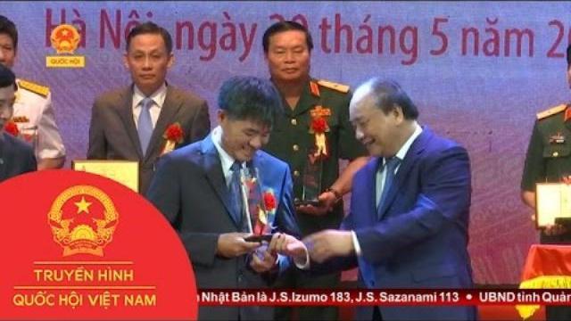 Chương trình Vinh Quang Việt Nam - Dấu ấn 30 năm đổi mới | Thời Sự | THQHVN