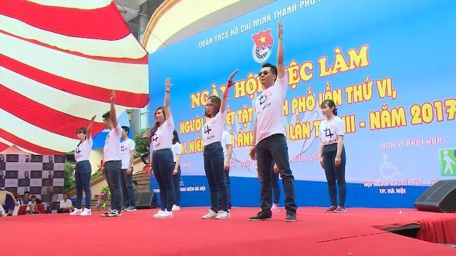 Tin Tức 24h: Cộng đồng chung tay vì người khuyết tật Việt Nam