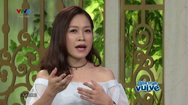 BỮA TRƯA VUI VẺ SỐ 116 | TRẦN TÙNG ANH | 14/05/2017 | VTV GO