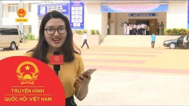 Thời sự - Kết nối PV Thu Thanh tại cuộc thi KHKT dành cho học sinh THPT khu vực miền Nam