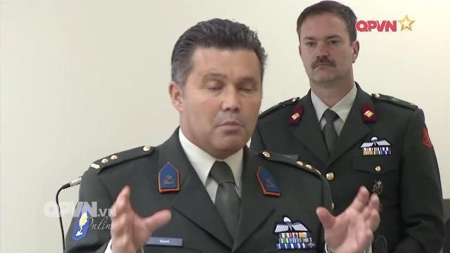 Lực lượng gìn giữ hòa bình Việt Nam học gì từ Nga, Hà Lan