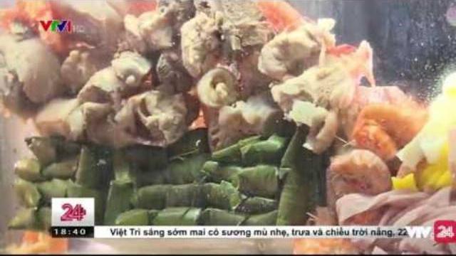 Khu chợ đêm tại quận Tân Bình, TP. Hồ Chí Minh đang hoạt động hiệu quả | VTV24