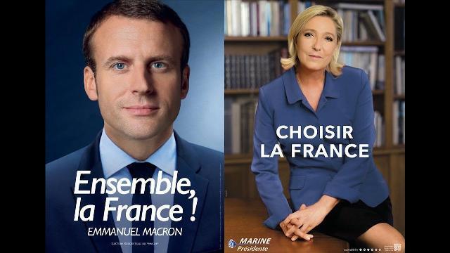 Nước Pháp bước vào vòng bầu cử quyết định chọn Tổng thống mới