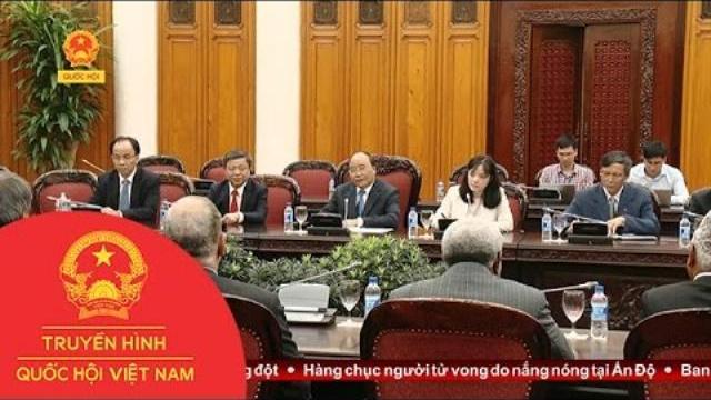 Thủ tướng tiếp Đoàn đại biểu Liên minh Hợp tác xã quốc tế khu vực Châu Á - Thái Bình Dương