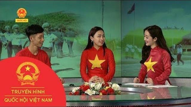 Lá cờ Tổ quốc trong tâm thức người Việt trẻ | Câu Chuyện Hôm Nay | THQHVN |