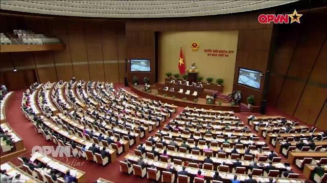 Kỳ họp thứ 3 Quốc hội khóa XIV: Tăng thời gian chất vấn