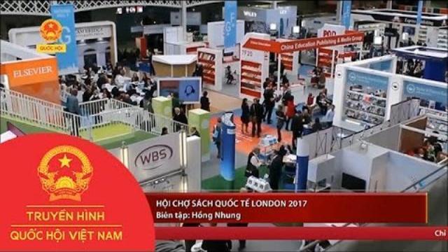 Quốc Tế - Hội Chợ Sách Quốc Tế London 2017