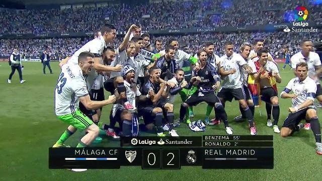 Tin Thể Thao 24h Hôm Nay (19h45 - 22/5): CR7 Vượt Mặt Messi Khi Giúp Real Madrid Giành Cúp Vô Địch