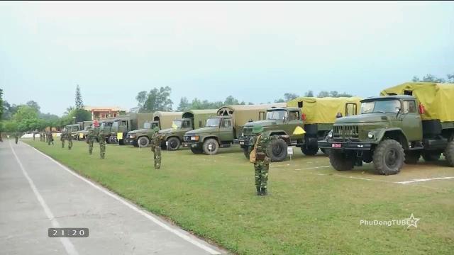 Truyền hình Quân đội ngày 21/5/2017: Quân đoàn 2 chuyển trạng thái SSCĐ quy mô lớn