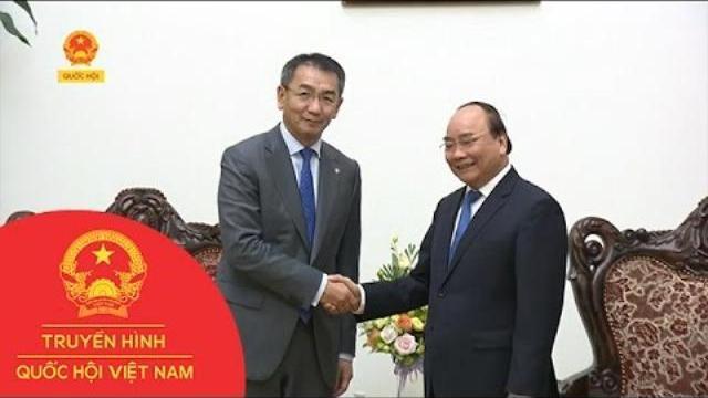 Thời sự - Thủ tướng Nguyễn Xuân Phúc tiếp Bộ trưởng Ngoại giao Mông Cổ