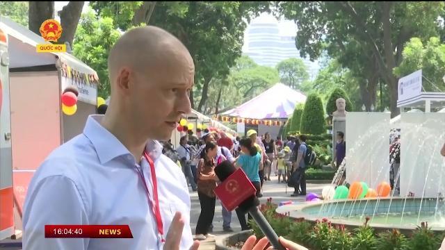 Lễ hội Đức năm 2017 tại Thành phố Hồ Chí Minh