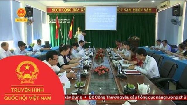 Giám sát việc thực hiện cải cách tổ chức bộ máy hành chính tại Sở Giáo dục và Đào tạo Đắk Lắk