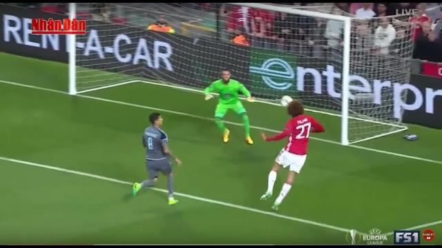 Tin Thể Thao 24h Hôm Nay (7h - 12/5): Hòa Hiểm Celta Vigo, Man Utd Lết Vào Chung Kết Europa League