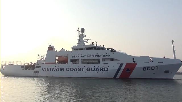 Cảnh sát biển Việt Nam cùng ngư dân sát cánh bảo vệ chủ quyền Biển đảo