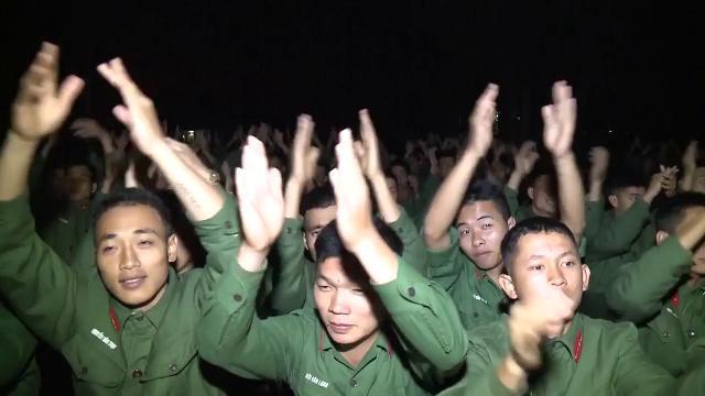Dấu ấn đời quân ngũ: Sinh nhật đồng đội tập thể