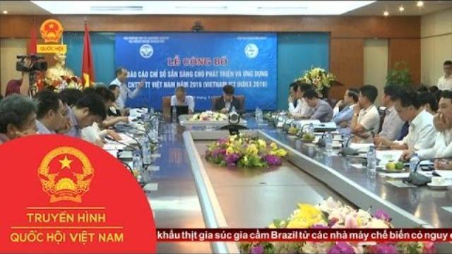 Thời sự - Lần Thứ 3 Liên Tiếp, Đà Nẵng Đứng Đầu Về Chỉ Số Vietnam ICT Index