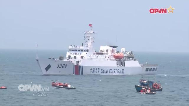 Thời sự Quốc phòng Việt Nam ngày 20/4/2017: Việt Nam Trung quốc kết thúc tuần tra chung trên biển