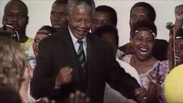 Sự sụp đổ của chế độ Apartheid