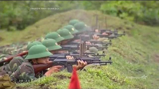 Truyền hình Quân đội ngày 14/5/2017: Kiểm tra chất lượng huấn luyện chiến sĩ mới