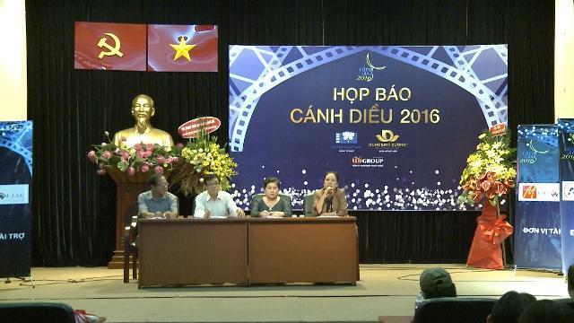 Họp báo giới thiệu Ngày Điện ảnh Việt Nam 2017 và giải thưởng Hội điện ảnh Việt Nam - Cánh diều 2016