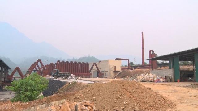 Đời sống người dân Tuyên Quang bị ảnh hưởng vì nhà máy luyện Antimon