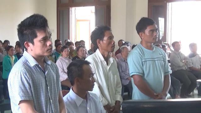 Tin Tức 24h Mới Nhất : Hơn 30 năm tù cho những kẻ hủy hoại rừng ở Phú Yên
