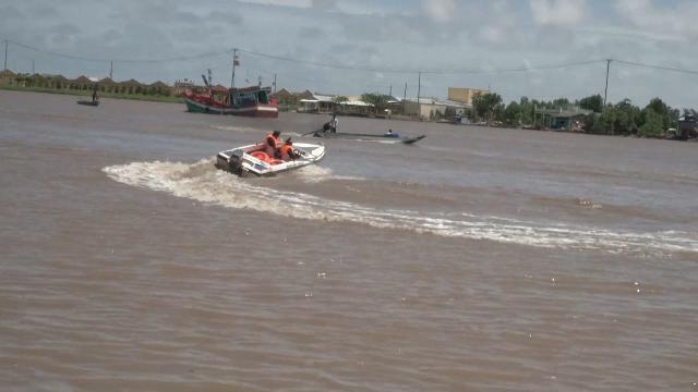 Họp báo thông tin chính thức vụ lật tàu làm 2 học sinh thiệt mạng, 12 người cấp cứu ở Bạc Liêu