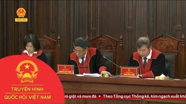 Thời sự - Phiên họp hội đồng thẩm phán toàn án nhân dân tối cao