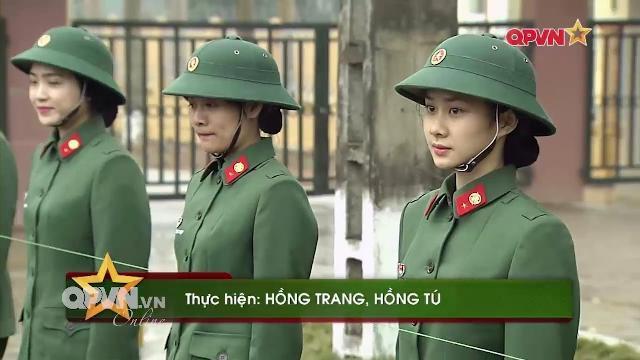 Lãnh đạo Bộ Quốc phòng động viên chiến sĩ nữ nhân ngày 8-3