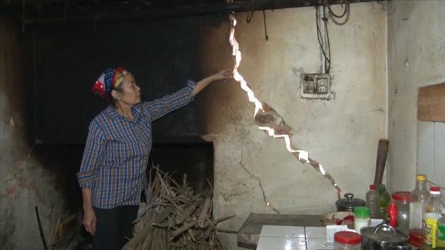 Thái Nguyên cần sớm giải quyết dứt điểm tình trạng khai thác khoáng sản gây lún, nứt nhà dân