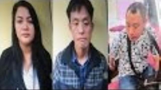 3 quái nhân Trung Quốc sang Hà Nội rút trộm tiền ATM