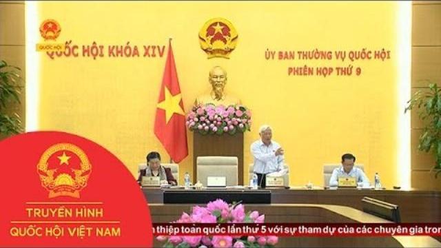 Thời sự - UBTVQH cho ý kiến Luật Trách nhiệm bồi thường của nhà nước ( sửa đổi)