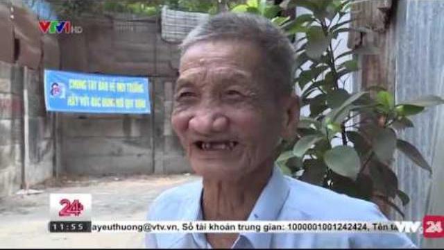 Việc tử tế: Hành trình 30 năm dọn dẹp đường phố của cụ ông 70 tuổi | VTV24