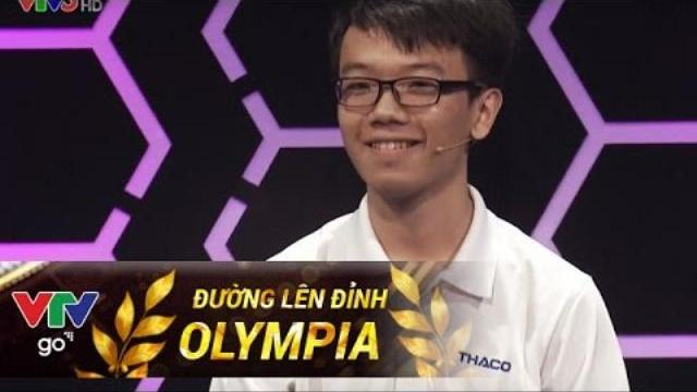 TĂNG TỐC | ĐƯỜNG LÊN ĐỈNH OLYMPIA 17 | CUỘC THI THÁNG 2, QUÝ 3 | VTV Go
