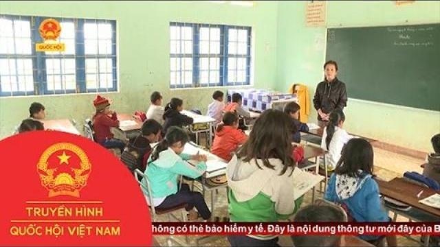 Thời sự - Gia tăng tình trạng trẻ em ở huyện Krông Bông bỏ học, đi làm thuê xa