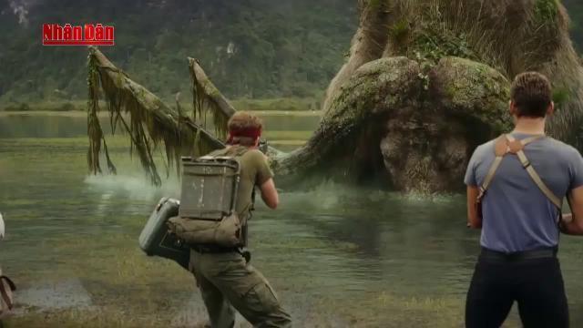 Hà Nội không chấp thuận đề xuất đặt mô hình phim Kong tại khu vực Hồ Gươm